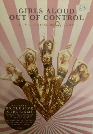 Girls Aloud - Out Of Control: Live From The O2 2009 (DVD)